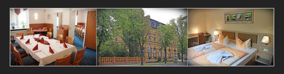 Hotel Deutsches Haus Wolfen OHG Home
